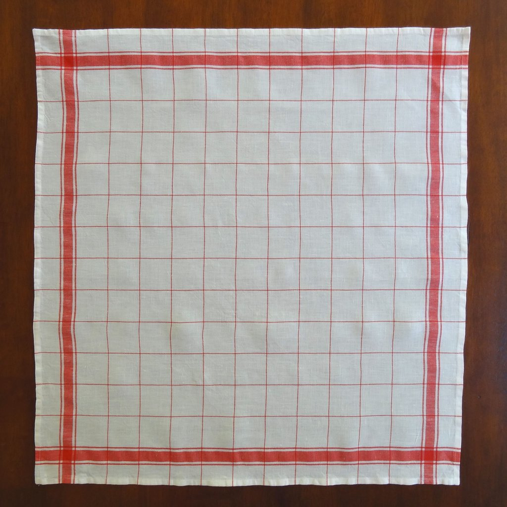 Linen Tea Towel by Libeco