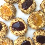 Jam Thumbprint Cookeis