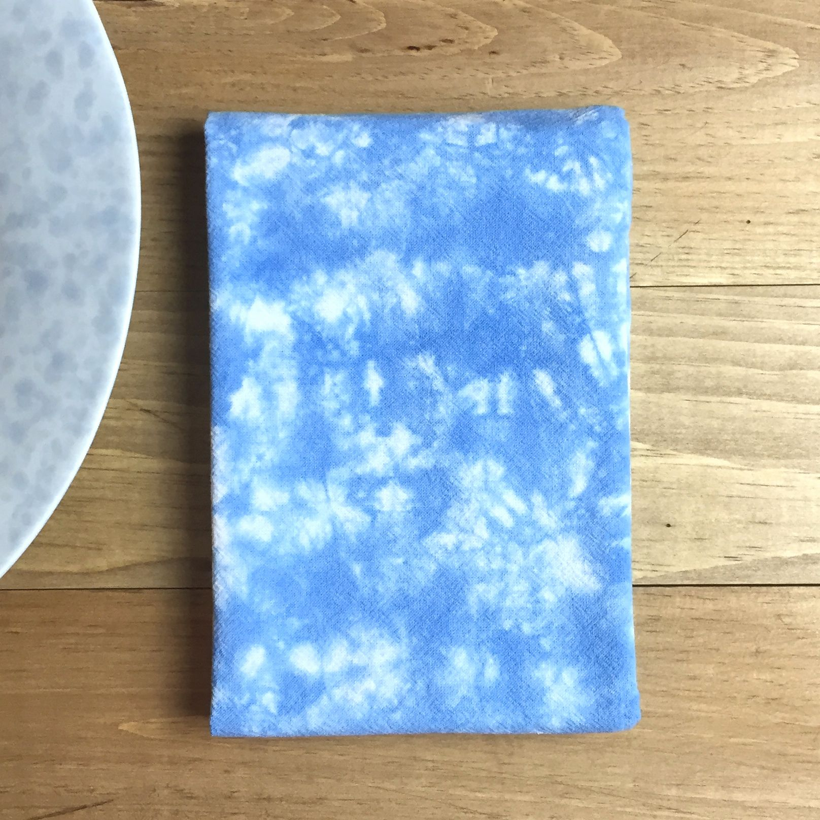 Blue Flour Sack Towel