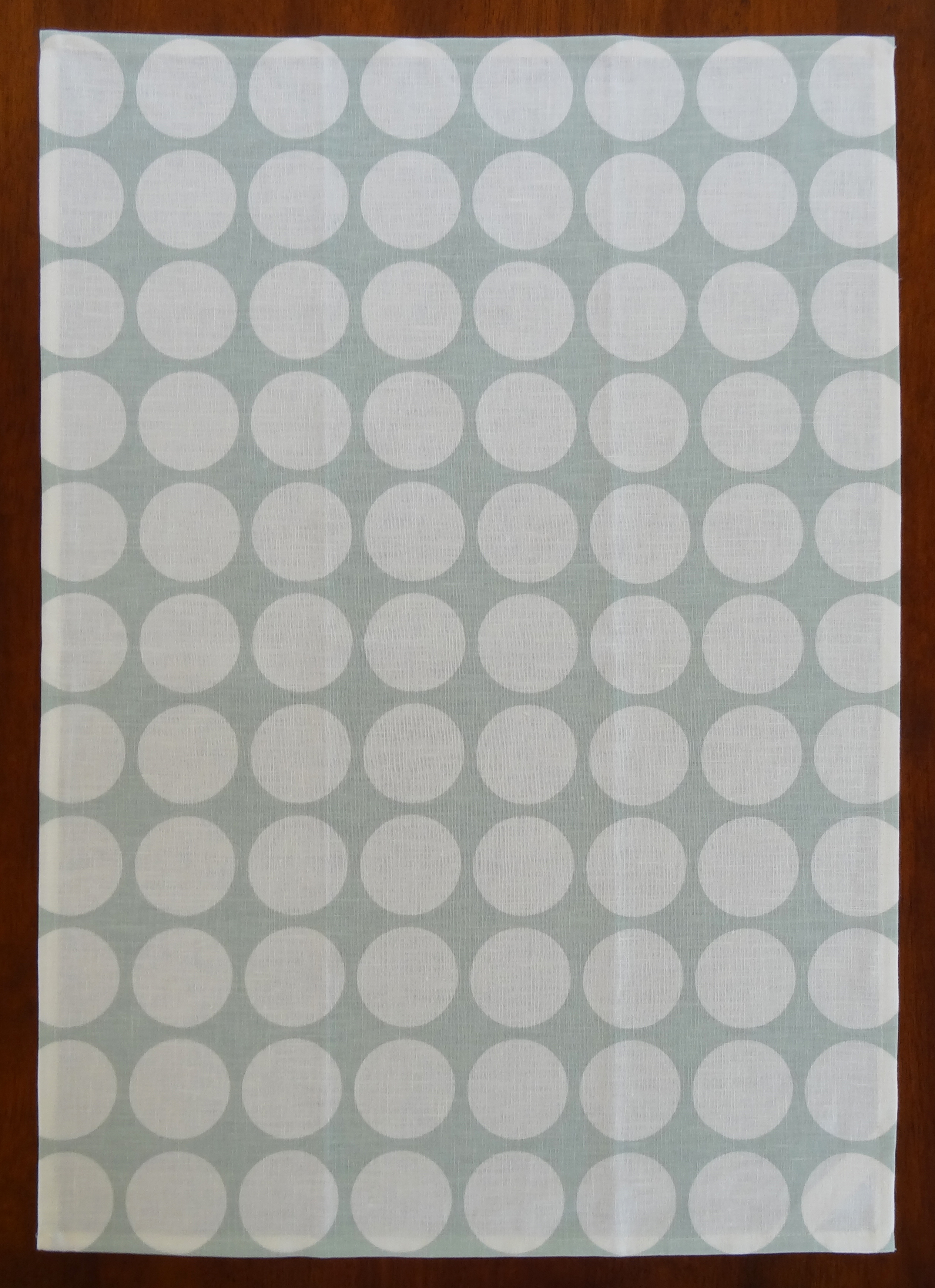 Polka Dots Tea Towel