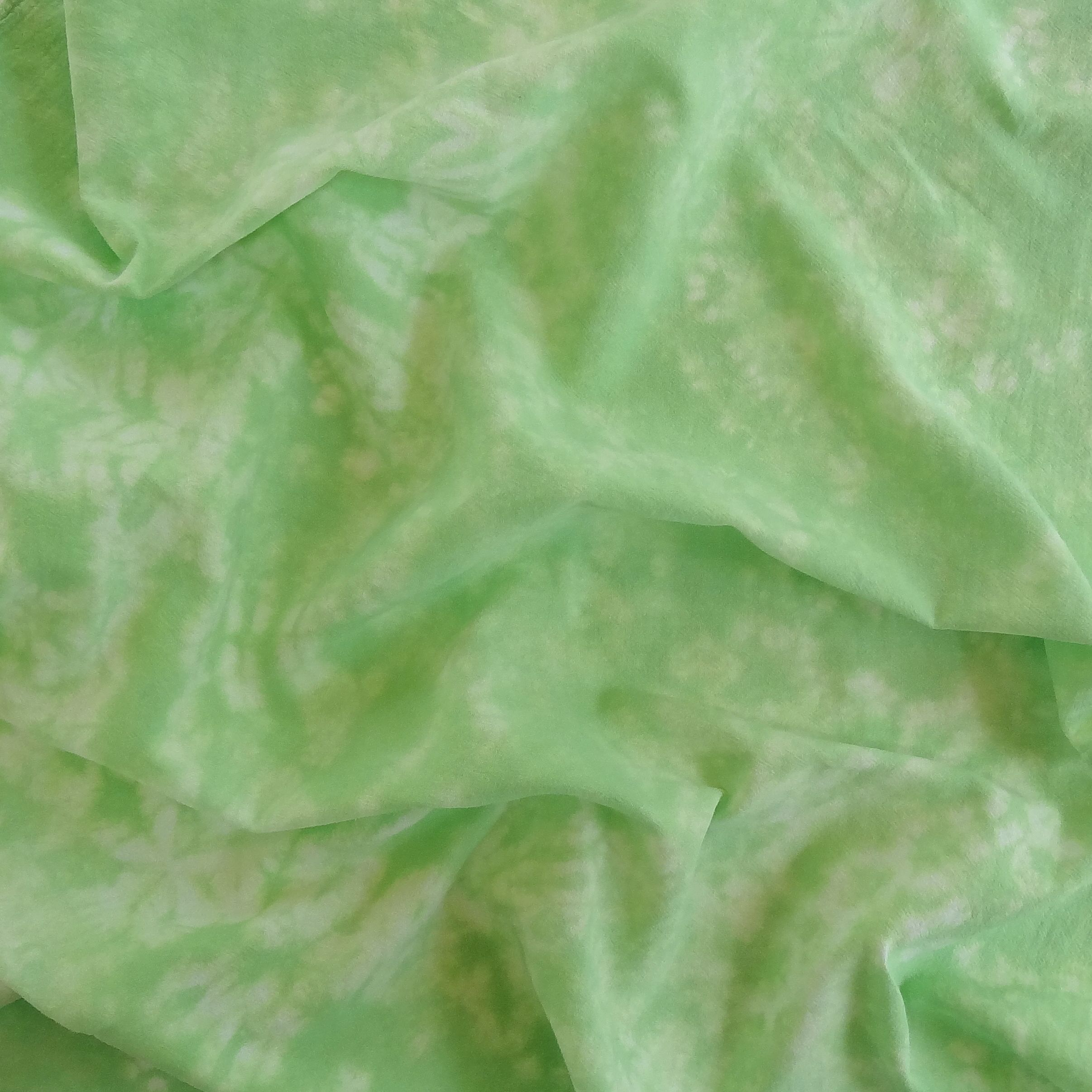 Green Flour Sack Towel