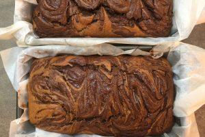 Chocolate Pumpkin Bread