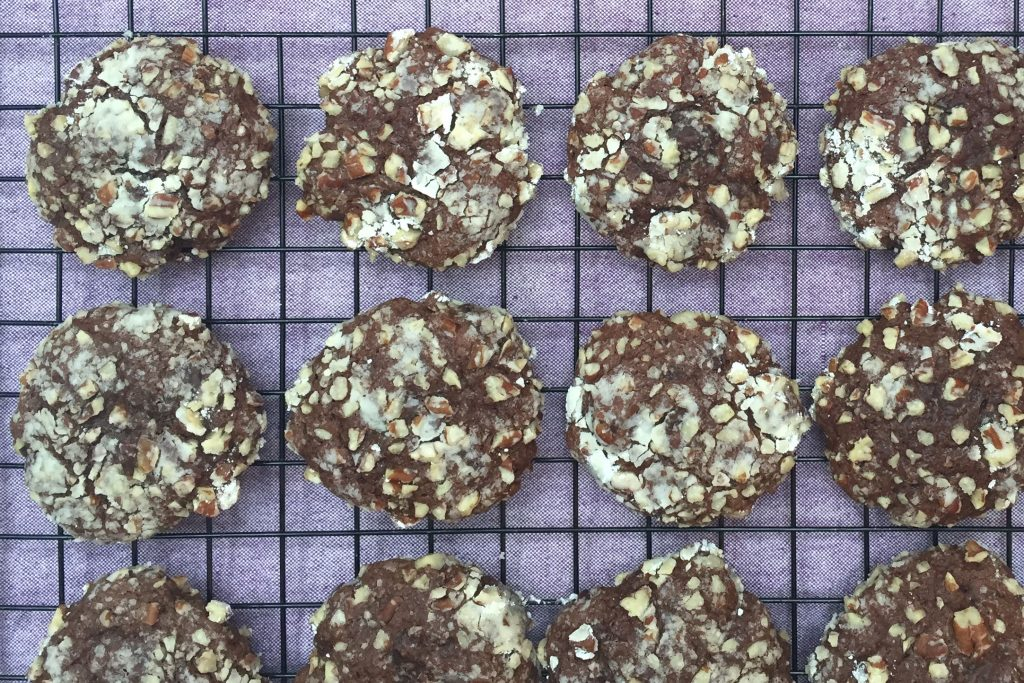 Chocolate Banana Cookies Recipe