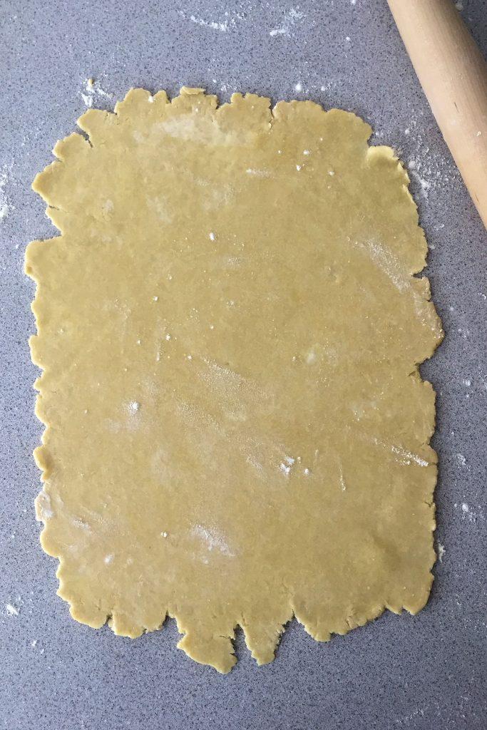 pastry dough
