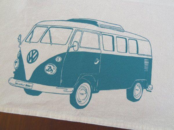 Volkswagen Bus Napkins
