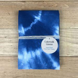 Blue Indigo Kitchen Towel