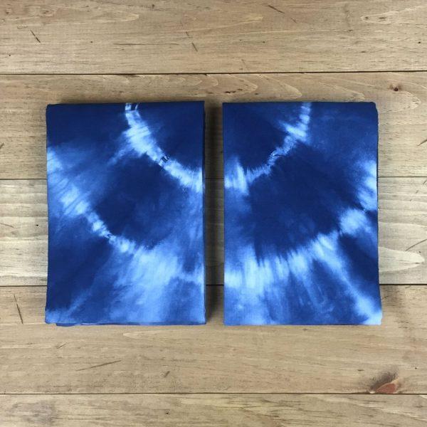 Indigo Tea Towels - Hand Dyed