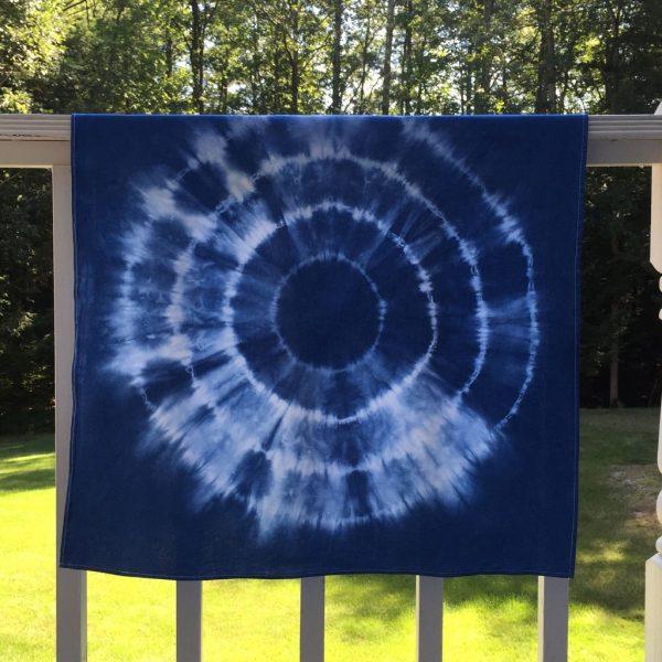 Blue Indigo Kitchen Towels