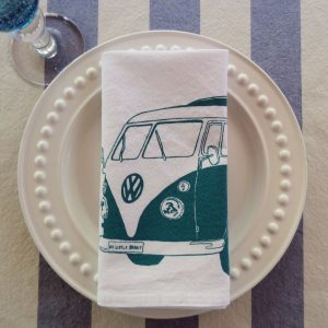 VW Bus Napkins