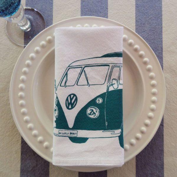 VW Bus Napkins